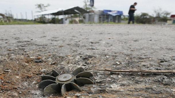 На Донбасі прогримів вибух