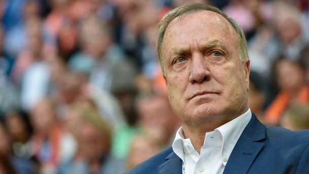 Дік Адвокат став найуспішнішим тренером в історії збірної Голландії