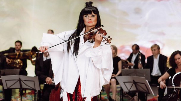 Ассія Ахат стала єдиною українською артисткою, яка побореться за