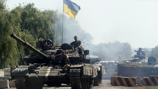Найгарячіші точки Донбасу 15 листопада: інтерактивна карта АТО