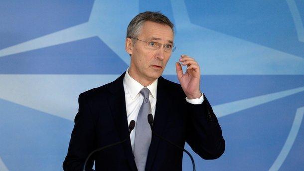 Двері НАТО відкриті для України,— Столтенберг