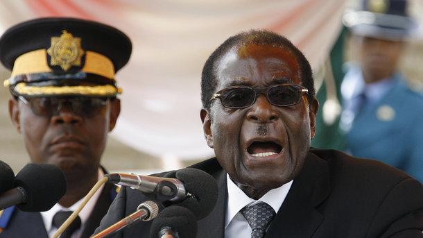 Президент Зімбабве подав у відставку