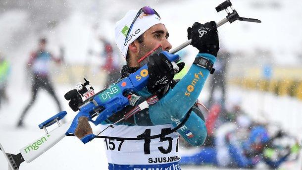 Кубок світу з біатлону 2017 2018 стартував 26 листопада 2017 року в  шведському місті Естерсунді і завершиться 25 березня 2018 року в російській  Тюмені. ... 6d82c815bd3fa