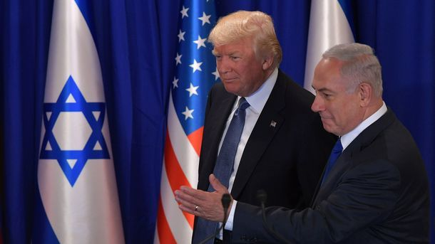 Прем'єр Ізраїлю подякував Трампу за