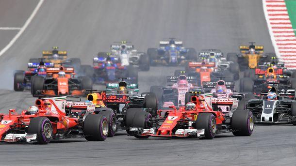 Затверджено календар чемпіонату Формули-1 на 2018 рік