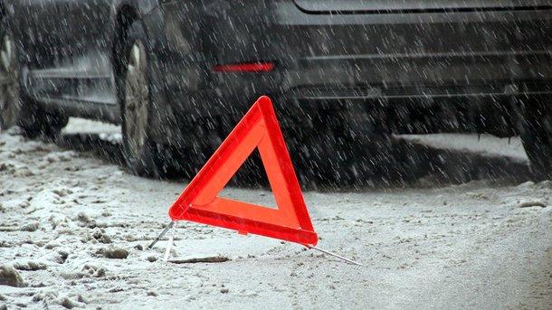 У Львові водій Mercedes на смерть збив пішохода і втік
