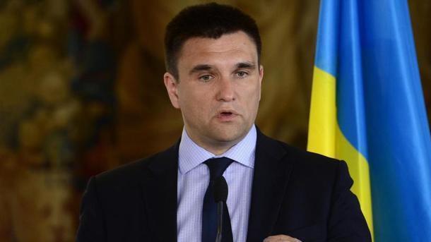 Клімкін розповів, з ким крім України Росія веде війну