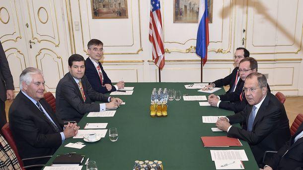 Лавров заявив про протилежність підходу США до вирішення проблеми Донбасу