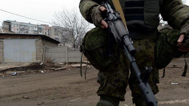 На Донбасі розсекретили табір бойовиків