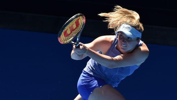 Розклад першого дня Australian Open для українців