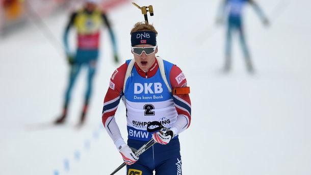 Мас-старт Кубка світу з біатлону відбувся без українських спортсменів