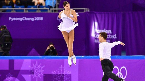Один з найпопулярніших видів спорту зимової Олімпіади – фігурне катання -  для українського глядача під час Ігор в Пхенчхані проходить в не  найзручніше час. 9f64fd6e56315