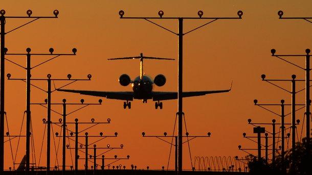 У Запоріжжі презентували перший регулярний рейс у Європу