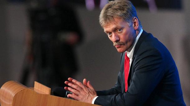 Вірусна атака на Україну: Пєсков відповів на звинувачення Британії