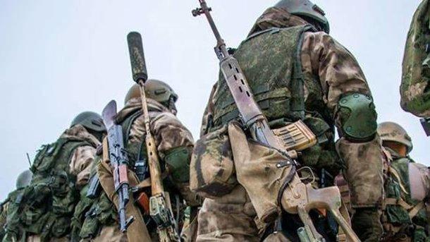 Знищення найманців ПВК