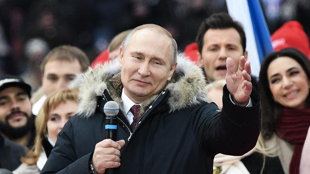 Путін допустив втручання росіян увибори США