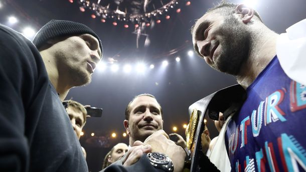 Усик - Гассієв: російський боксер буде готуватися до бою в США