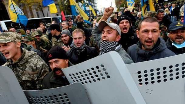 Соратник Саакашвілі визнаний як людина, яка оплачувала акції протесту в Києві