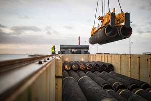 "<p style=""text-align: justify;"">Фото: Nord Stream 2 / Aксель Шмідт</p>"