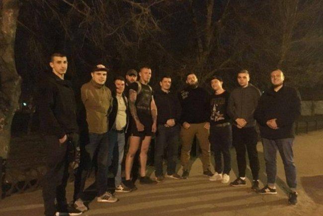 У Харкові з поліції відпустили сімох членів