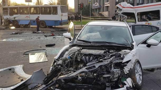 ДТП в Кривому Розі: кількість жертв зросла, поліція розкрила подробиці