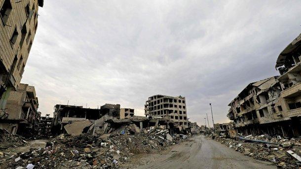 У сирійську Думу прибули міжнародні експерти по хімзброї