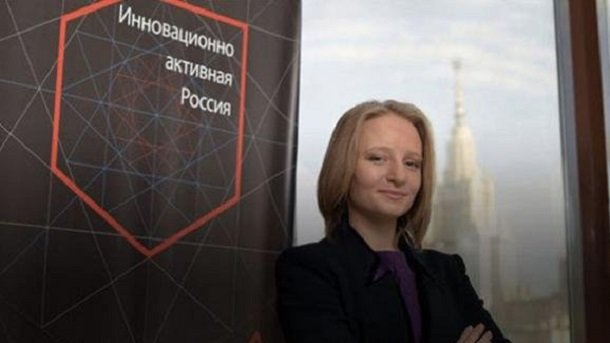 Фонд дочки Путіна витратив рекордну суму грошей