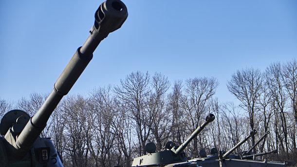 Бойовики на Донбасі застосували заборонену артилерію і міномети, у ЗСУ є жертви