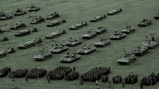 Україна піднялася в рейтингу найсильніших армій світу