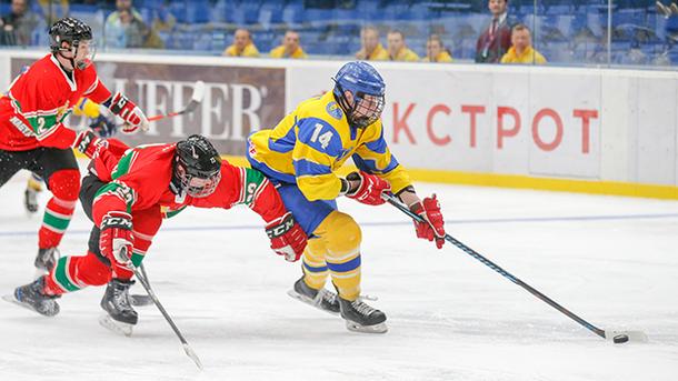 Україна здобула другу перемогу на домашньому чемпіонаті світу з хокею