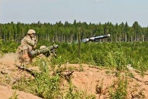 "<p style=""text-align: justify;"">Javelin. Фото: flickr.com/U.S. Army Europe</p>"