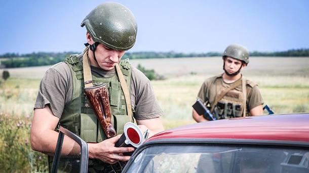 На Донбасі затримали чотирьох підозрюваних у співпраці з