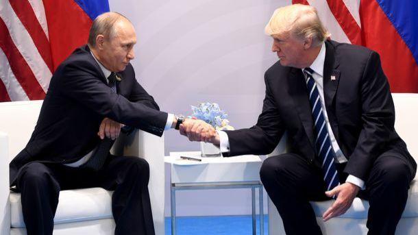 Кремль зможе при необхідності вирішити проблему з подарунком Трампу - помічник президента РФ