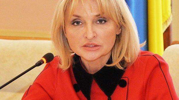 """<p style=""""text-align: justify;"""">Ірина Луценко визнана найефективнішим нардепом по підготовці нових законів. Фото: прес-служба І.Луценко</p>"""