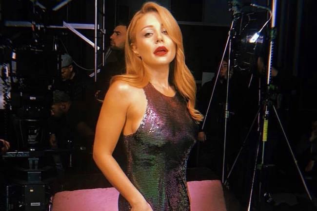 "Результат пошуку зображень за запитом ""Фатальна красуня: Тіна Кароль та її нове мерехтливе плаття"""