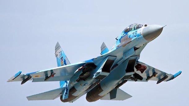 Під час навчань упав винищувач Су-27 – загинули український і американський пілоти