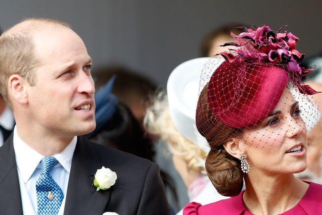 """<p style=""""text-align: justify;"""">Принц Вільям і Кейт Міддлтон. Фото: AFP</p>"""