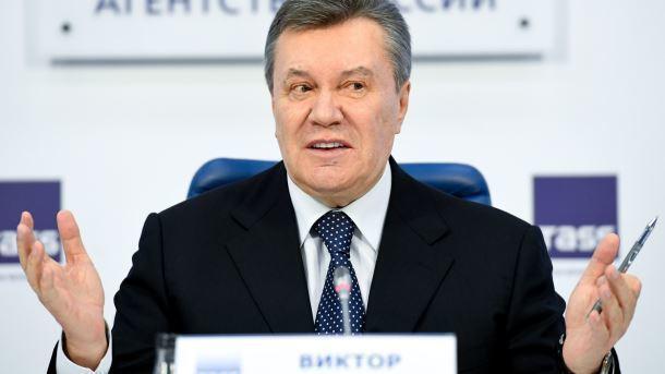 """""""Це важка травма"""": адвокат повідомив, скільки буде лікуватися Янукович"""