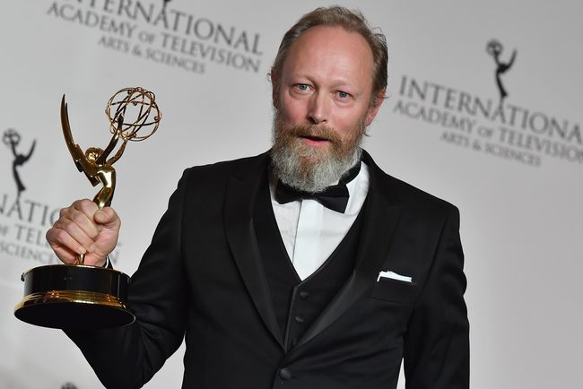 "<p style=""text-align: justify;"">International Emmy. Фото: AFP</p>"