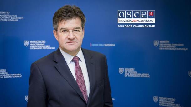 Словаччина щодо України зробила першу заяву після початку головування вОБСЄ