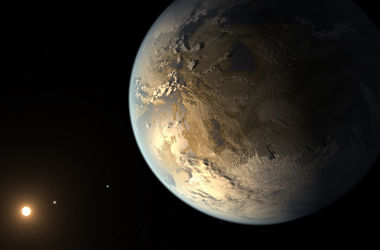 "<p style=""text-align: justify;"">Друга Земля - <span>Kepler-186f. Фото: apod.nasa.gov</span></p>"