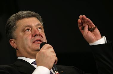 "<p style=""text-align: justify;""><span id=""result_box"" class=""short_text"" lang=""uk""><span class=""hps"">Порошенко</span> <span class=""hps"">наказав</span> <span class=""hps"">нагородити</span> <span class=""hps"">солдатів</span></span>. Фото: AFP</p>"
