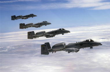 "<p style=""text-align: justify;"">A-10 ""Thunderbolt II"". Фото: uk.wikipedia.org</p>"