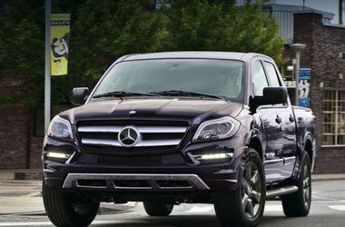 """<p style=""""text-align: justify;"""">У найближчі роки на світ може з'явитися перший в історії пікап Mercedes. Фото:businessua.com</p>"""