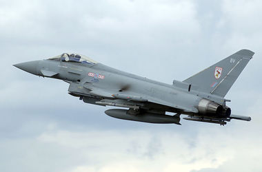 "<p style=""text-align: justify;"">Eurofighter Typhoon. Фото: wikimedia.org</p>"