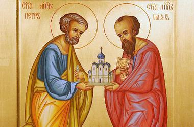 Картинки по запросу з Днем святих апостолів Петра і Павла!