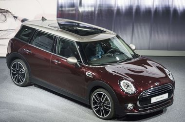 "<p style=""text-align: justify;"">Mini Clubman. Фото: AFP</p>"