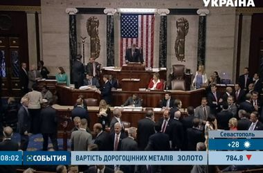 "<p style=""text-align: justify;"">США прийняли резолюцію по Савченко. Фото: канал ""Україна""</p>"