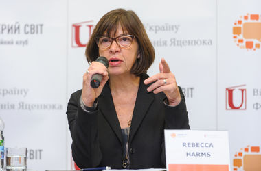 "<p style=""text-align: justify;"">Ребекка Хармс. Фото: openukraine.org</p>"