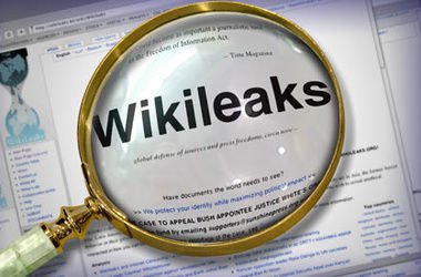 "<p style=""text-align: justify;"">Wikileaks опублікує зміст електронної пошти глави ЦРУ</p>"